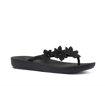 Fitflop Iqushion Floral Flip-Flops TPU