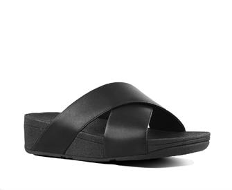 Fitflop K04 Lulu Cross Slide Sandals
