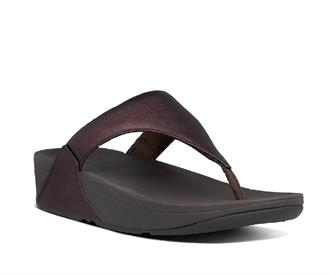 Fitflop Lulu Leather Toepost Leather
