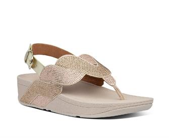 Fitflop Paisley Rope Back-Strap Sandels PU/Microfibre