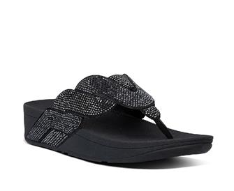 Fitflop Paisley Rope Toe-Thongs Microfibre