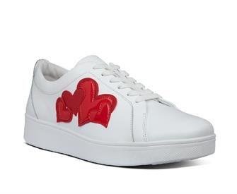 Fitflop Rally Valentine's Sneakers Leather/PU