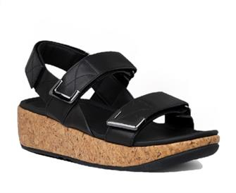 Fitflop Remi Adjustable Back-Strap Sandals Leather