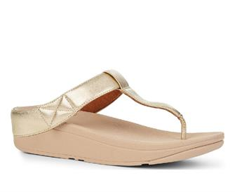Fitflop X19 Mina Toe-Thongs Leather
